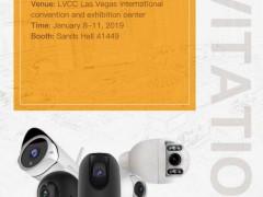 VStarcam 2019 Las Vegas CES Invitation