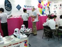 VStarcam in Taipei COMPUTEX 2014