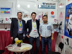 VStatrcam success exhibited in IFA2014