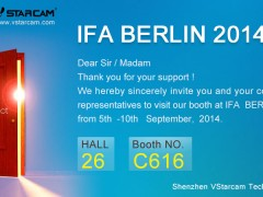 VStarcam – IFA BERLIN 2014