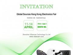VStarcam Exhibition in April. 2017
