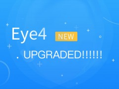 Eye4 Upgrade | New operating interface
