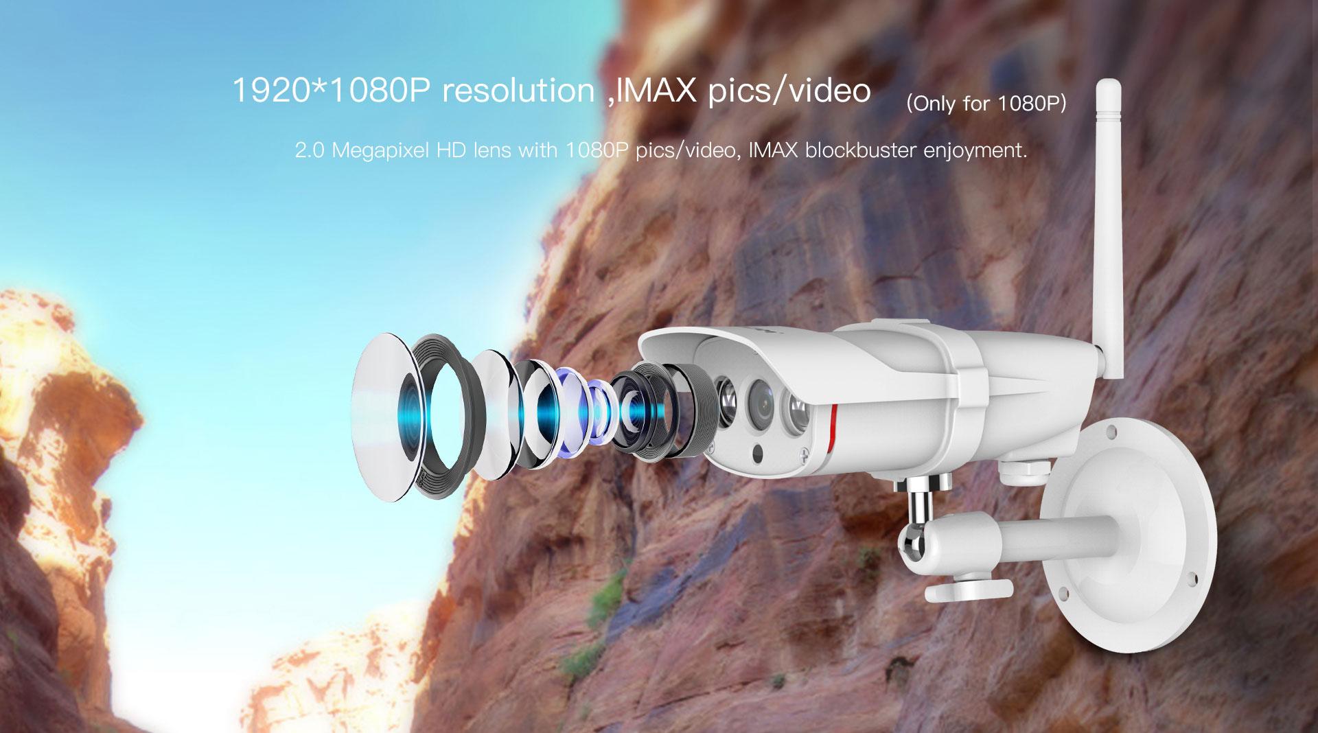1080p ip camera c16s
