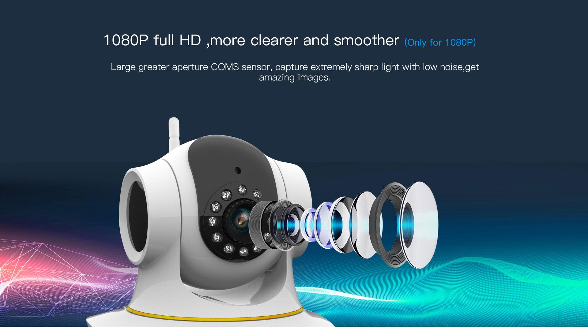 1080p network camera