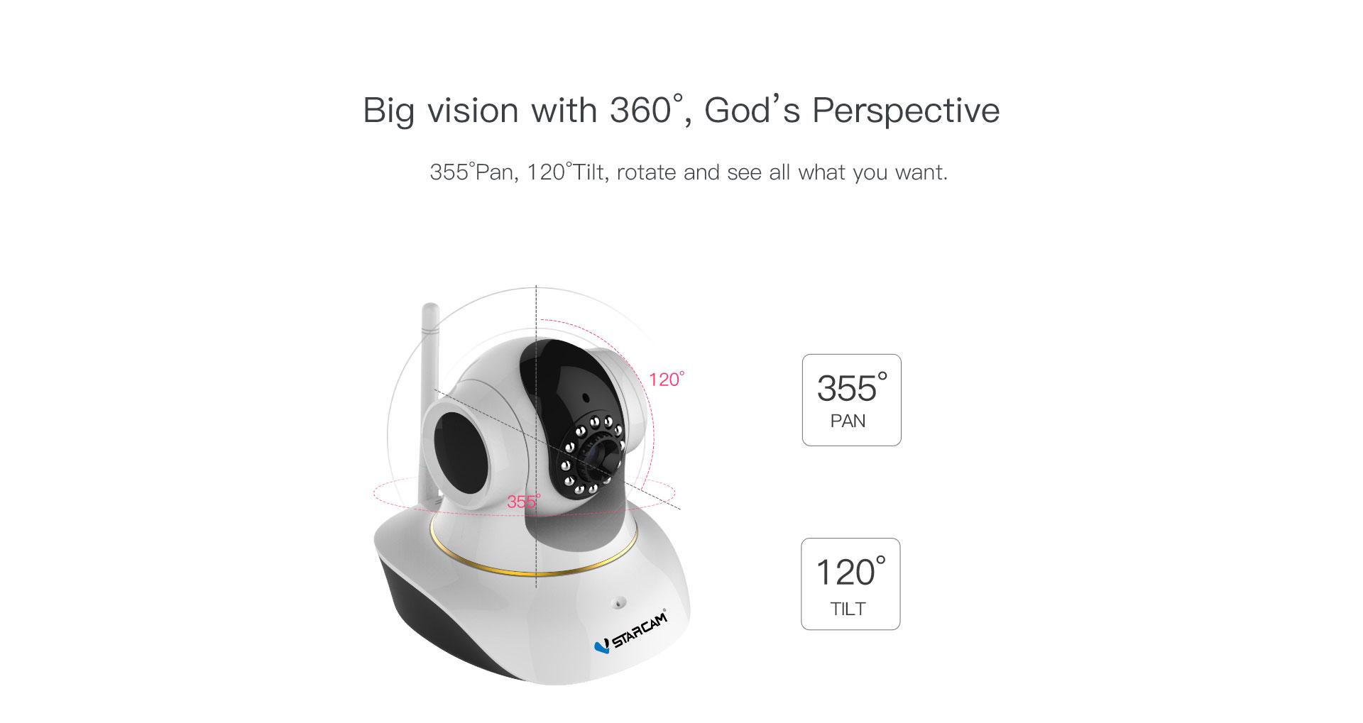 360 network camera